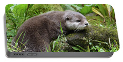Cute Otter Portable Battery Charger