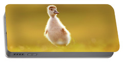 Cute Overload - Baby Gosling Portable Battery Charger