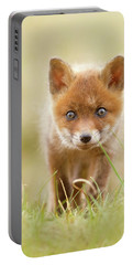 Cute Overload - Red Fox Kit Portable Battery Charger