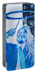Cutting Down The Net - Dean Smith Portable Battery Charger