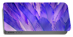 Purple Cycad Portable Battery Charger
