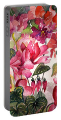 Cyclamen Portable Battery Charger