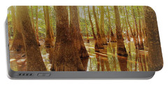 Cypress Forest Swamp Portable Battery Charger
