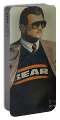 Da Coach Ditka Portable Battery Charger