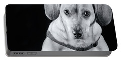 Dachshund Lab Mix Portable Battery Charger
