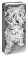 Dachshund Maltese Portable Battery Charger