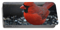 Daddy Cardinal  Portable Battery Charger