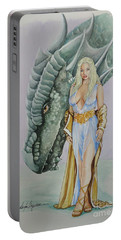 Daenerys Targaryen - Game Of Thrones Portable Battery Charger