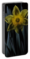 Daffodil By Moonlight Portable Battery Charger