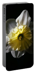 Daffodil By Sunlight Portable Battery Charger