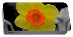 Daffodil Delight  Portable Battery Charger