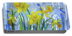 Daffodil Ding Dongs Portable Battery Charger