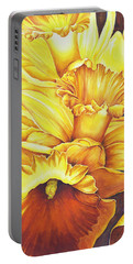 Daffodil Drama Portable Battery Charger