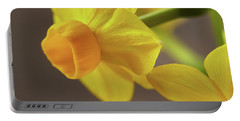 Daffodil Sunrise Portable Battery Charger