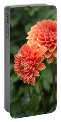 Dahlia Up Close Portable Battery Charger