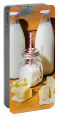 Dairy Delights Portable Battery Charger