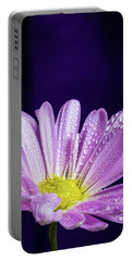 Daisy After The Rain Portable Battery Charger