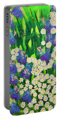 Daisy And Glads Portable Battery Charger