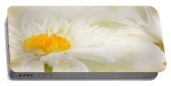 Daisy Portable Battery Charger by Catherine Alfidi