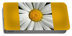 Daisy  Dew Portable Battery Charger by Jennifer Lake