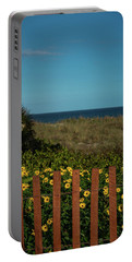 Daisy Dune Fence Delray Beach Florida Portable Battery Charger