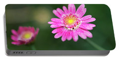 Daisy Flower Portable Battery Charger