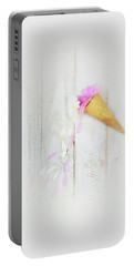 Daisy Ice Cream Cone Portable Battery Charger