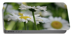Daisy Petals  Portable Battery Charger