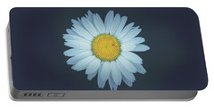Portable Battery Charger featuring the photograph Daisy  by Shane Holsclaw
