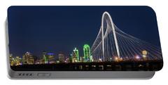 Dallas Bridge View Portable Battery Charger