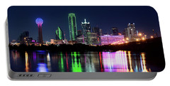 Dallas Colorful Night 52716 Portable Battery Charger
