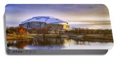 Dallas Cowboys Stadium Arlington Texas Portable Battery Charger