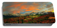 Dallas Divide Sunset - 2 Portable Battery Charger