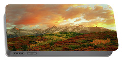 Dallas Divide Sunset Portable Battery Charger