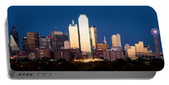 Dallas Golden Pano Portable Battery Charger