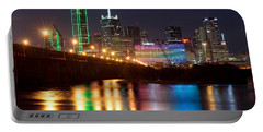 Dallas Reflections Portable Battery Charger