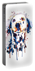 Dalmatian Head Portable Battery Charger