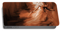 Dance In A Dream 01 Portable Battery Charger