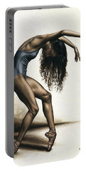 Dance Intensity Portable Battery Charger