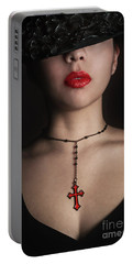 Dance Me To The End Of Love Portable Battery Charger