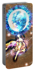 Dance Me To The Moon Portable Battery Charger