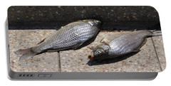 Dance Of The Dead Fish Portable Battery Charger