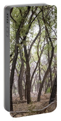 Dance Of The Trees Portable Battery Charger