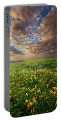 Dance On The West Wind Portable Battery Charger