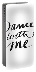 Dance With Me- Art By Linda Woods Portable Battery Charger