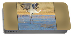 Dancing Crane Portable Battery Charger