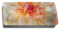 Dancing Dahlia Portable Battery Charger