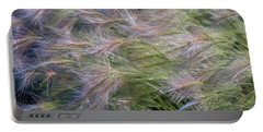 Dancing Foxtail Grass Portable Battery Charger