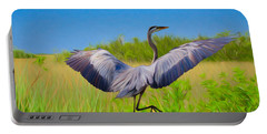 Dancing In The Glades Portable Battery Charger