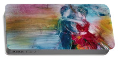 Dancing Into Eternity Portable Battery Charger